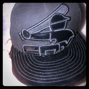 🧦 ⚾️ White Sox baseball cap 🧢